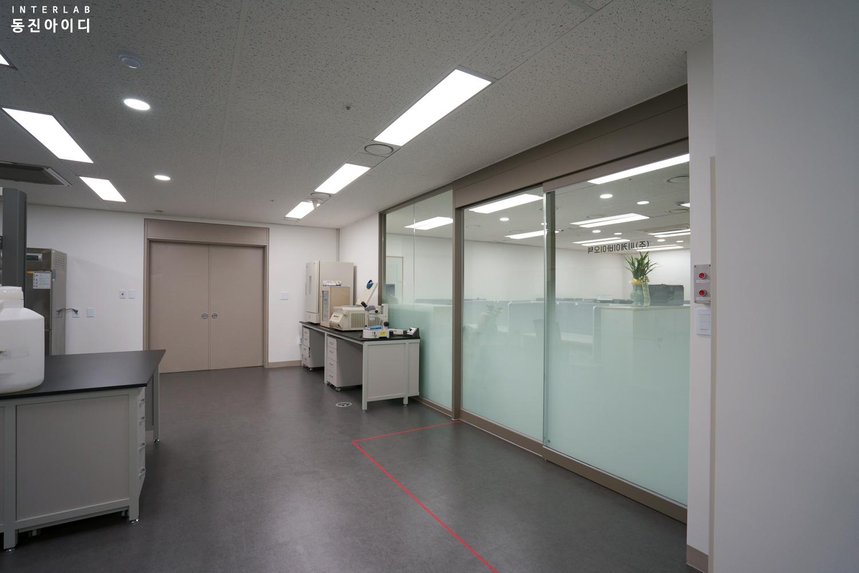 중앙실험실-입구